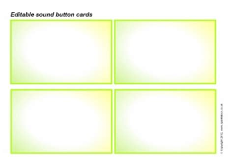 free editable flash card template editable primary classroom flash cards sparklebox
