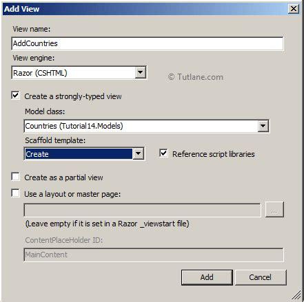 layout null mvc ajax helpers in asp net mvc with exles tutlane