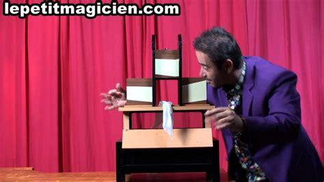 tri section tri section illusion le petit magicien youtube