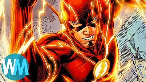 best flash top 10 flash comics you should read