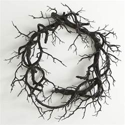 Easy House Design Software creepy black branch wreath the green head