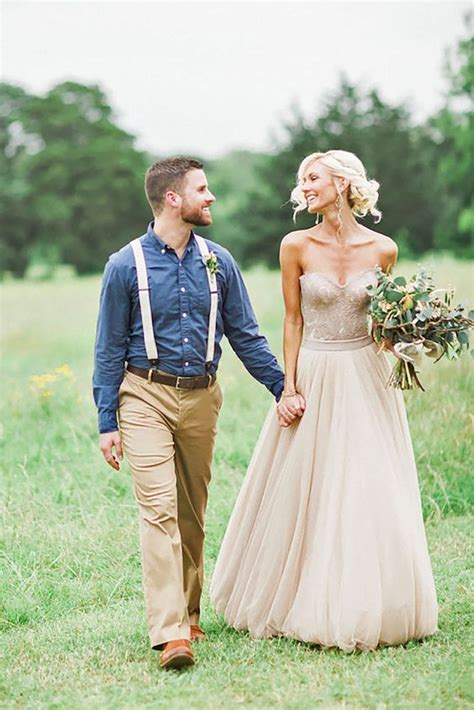 backyard wedding groom attire dashing look bohemian grooms attire fashion styling ideas
