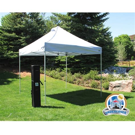 Undercover Canopy Undercover 10x10 Lightweight Canopy Package With