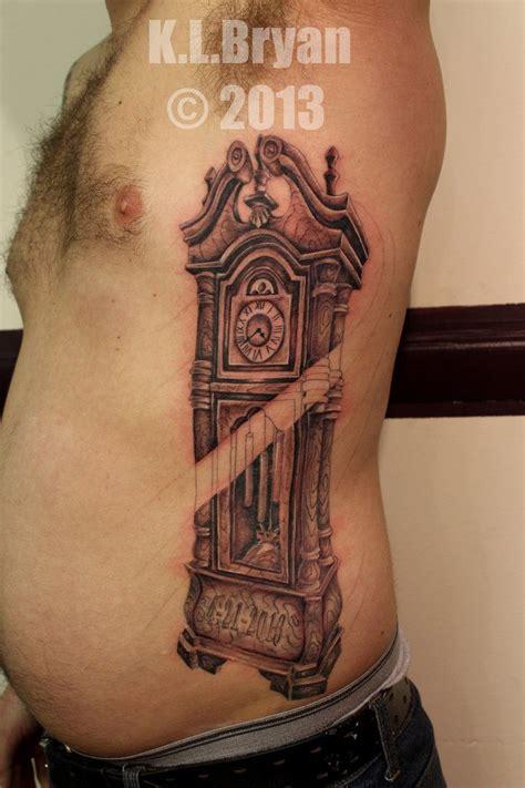 grandfather tattoos 25 best grandfather clock trending ideas on