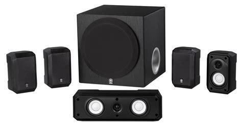 YAMAHA NS SP1800 51 Speaker System W 8 Subwoofer Black