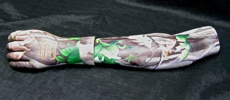 camo tattoo artist arm covering with hunting camo tattoo other by katrie