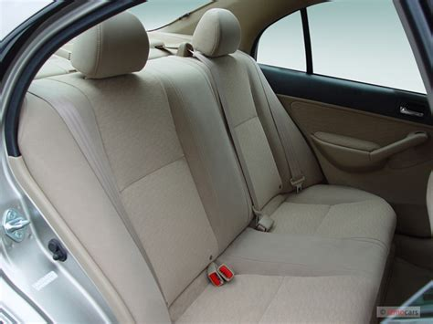 back seat covers for honda civic 2005 honda civic hybrid pictures photos gallery the car
