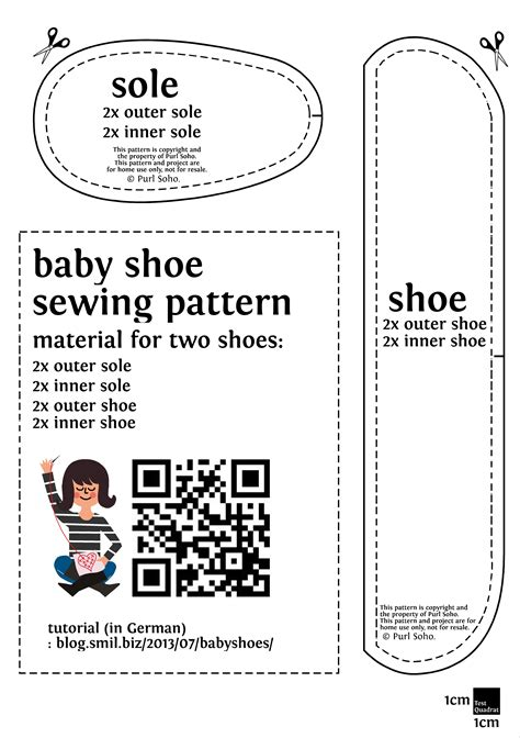 shoe pattern generator download baby shoe sewing pattern download original size farm8