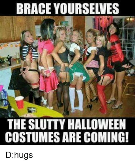 Sexy Halloween Meme - funny brace yourselves memes of 2016 on sizzle christmas