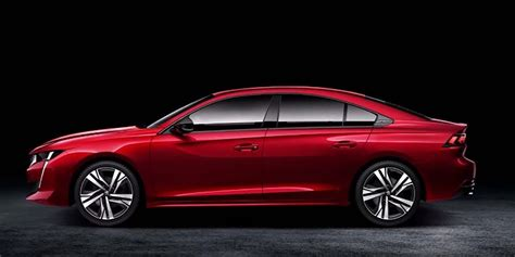 peugeot 508 sw interni 2018 peugeot 508 leaked photos