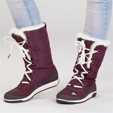adidas winter boots womens adidas choleah laceup cp pl sportisimo