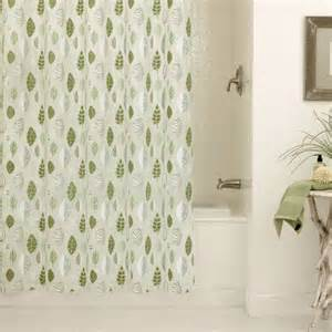 excell leaflets peva shower curtain walmart