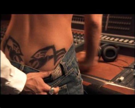 sarah shahi tattoos l word