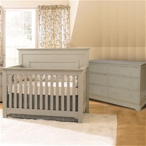 Munire Chesapeake Crib by Munire 2 Nursery Set Nursery Set Chesapeake