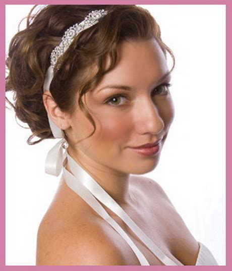 Wedding Hair With Band by Wedding Hair Bands
