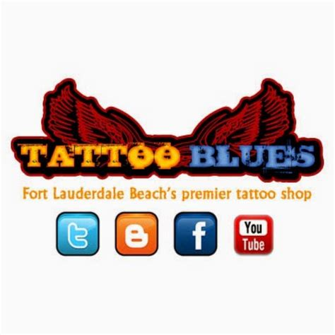 ft lauderdale tattoo blues fort lauderdale