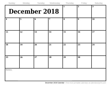 printable calendar 2018 december 2015 printable calendar december 2018 printable calendar