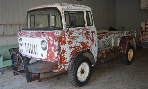 Jeep Fc 170 For Sale Keystone State Garage Find 1963 Jeep Fc 170