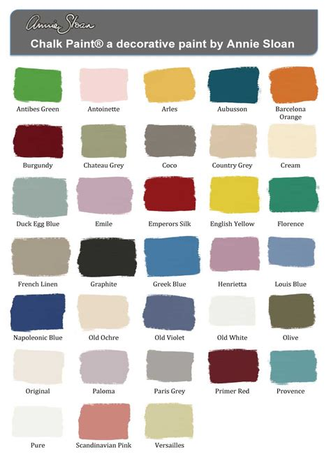 chalkboard paint colours uk chalk paint the flower shoppe