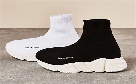 how to spot real balenciaga s sneakers speed trainers