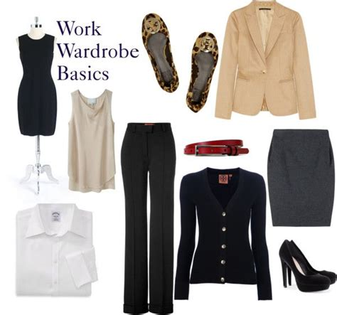 Basic Work Wardrobe Essentials by Quot Work Wardrobe Essentials Quot S Style On A Budget