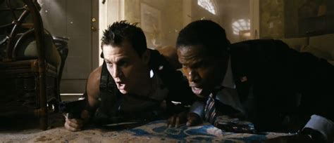 white house down trailer white house down trailer other guy with abs will now similarly save the white house