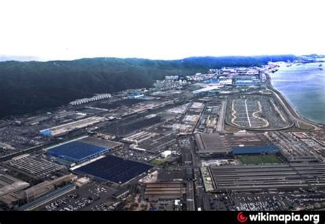 hyundai motors ulsan ulsan car assembly factory