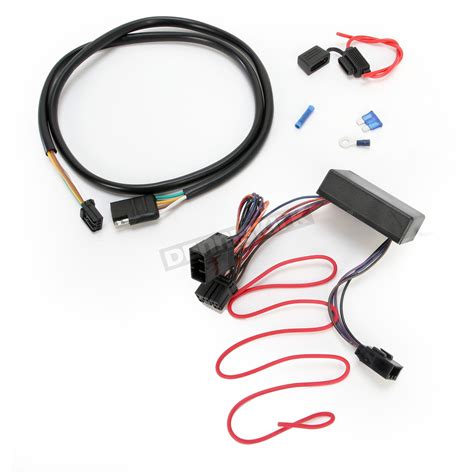 khrome werks and play trailer wiring connector kit w