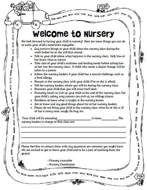 1000 ideas about kindergarten welcome letter on