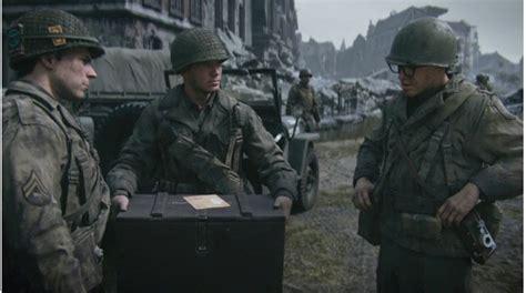 Topi Call Of Duty call of duty ww2 spielzeit der kagne bekannt gamepro