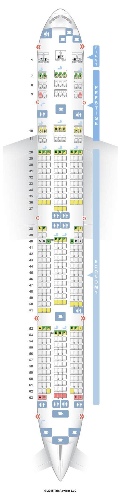 korean air seat seatguru seat map korean air boeing 777 300 773