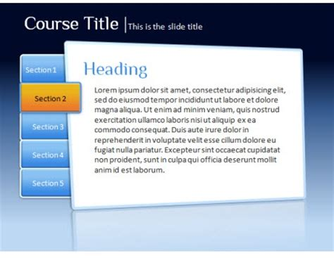 powerpoint elearning templates speed up your interactive e learning with these free
