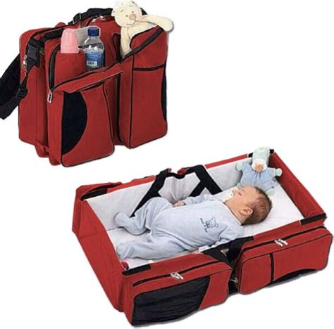 bett 2 in 1 souq babylove 2 in 1 foldable baby bed and bag uae