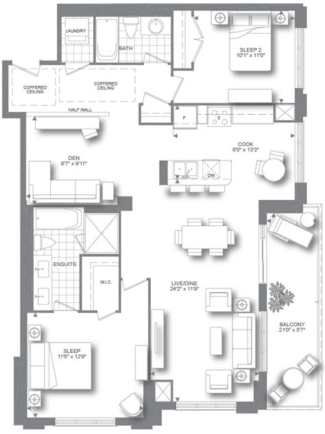 Ridgewood Condo Floor Plan by The Ridgewood Condominiums Phase 2 By The Rockport