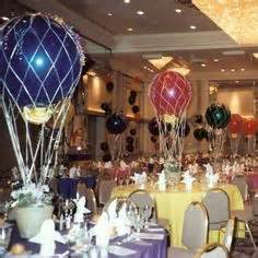 air balloon centerpiece kits 1000 images about balloons air balloon on