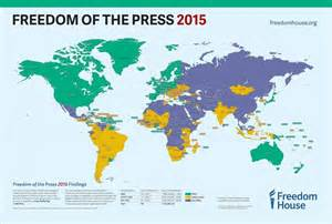 Freedom of press at 10 year low business insider