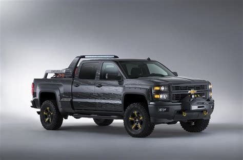 chevrolet founded 2014 chevrolet silverado black ops concept pictures news