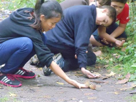 Student Survival Skill enrichment opportunity at rbg tests students survival skills