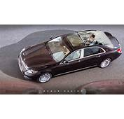 Sugar Chow  Maybach S650 Landaulet