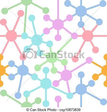 network pattern en français vectors of network connection nodes seamless pattern