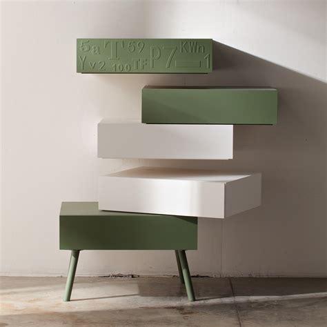 cassettiere di design cassettiera di design componibile camden arredaclick
