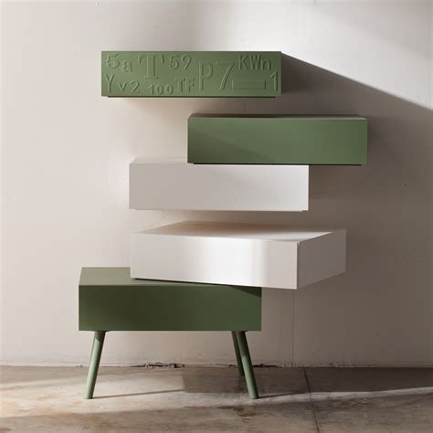cassettiere moderne design cassettiera di design componibile camden arredaclick