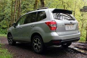 Subaru Forrester 2015 2015 Subaru Forester Xt Review Digital Trends