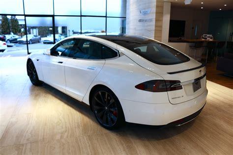 Tesla Virginia 2015 Tesla Model S P85d Stock 7nc016116a For Sale Near