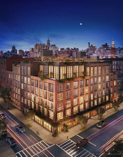 Penthouses In New York by Steiner East Village At 438 East 12th St In East Village
