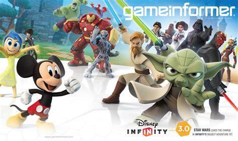 disne infinity disney infinity 3 0 announcement