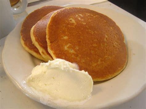 Pancake Pantry Recipe by Cornmeal Pancakes With Ham Recipe Dishmaps