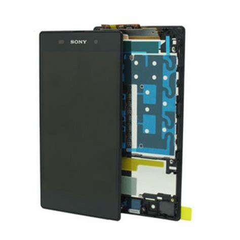 tela tela display lcd touch screen sony xperia z1 original