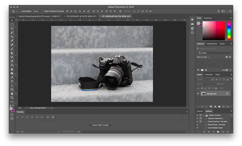 Make A Background Transparent In Photoshop