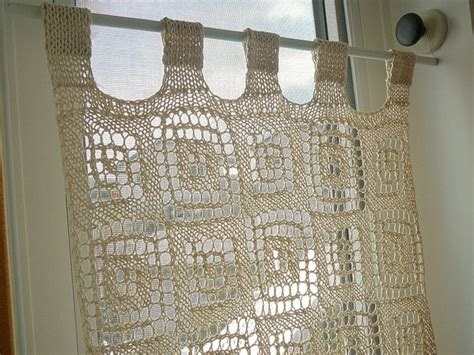 crochet shower curtain what a knit interior my decorator helping you achieve